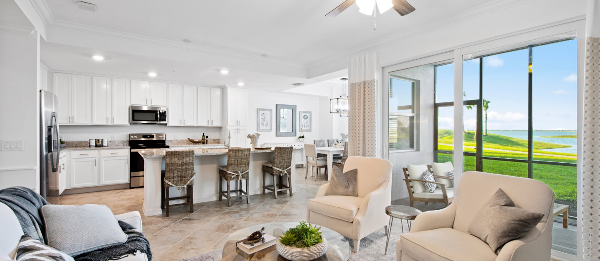 The-National-at-Ave-Maria Terrace Condominiums Birkdale Room