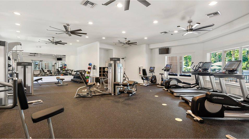 Amelia Walk Fitness Center