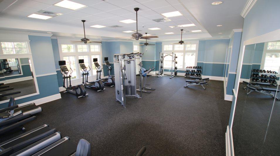Longleaf Fitness Center