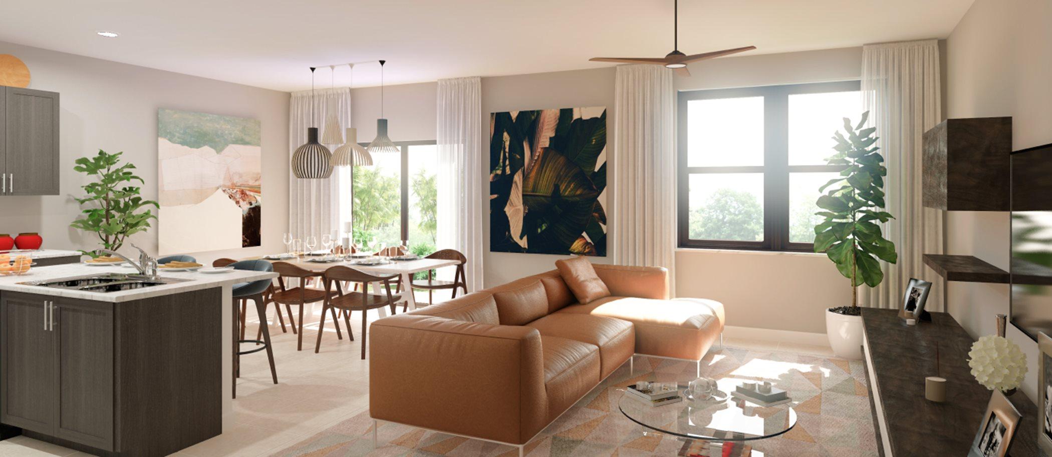 Crystal Cay Mariner - Howard Living Room