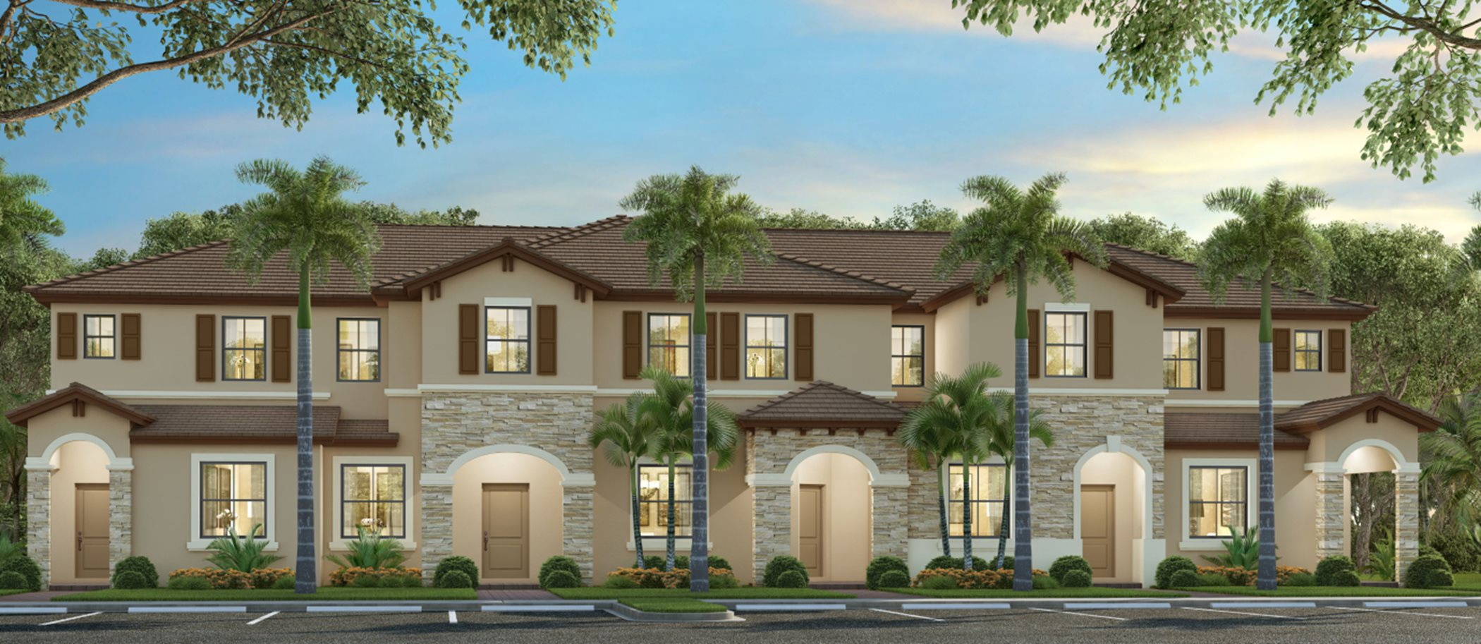 Crystal Cay Waverly Collection Home