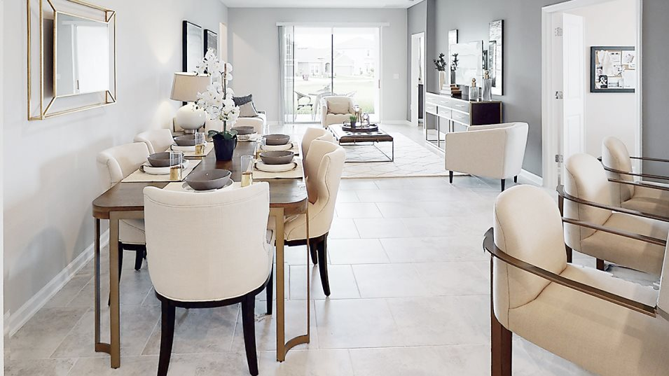 Arden Park North Manor Collection Freedom Dining Room