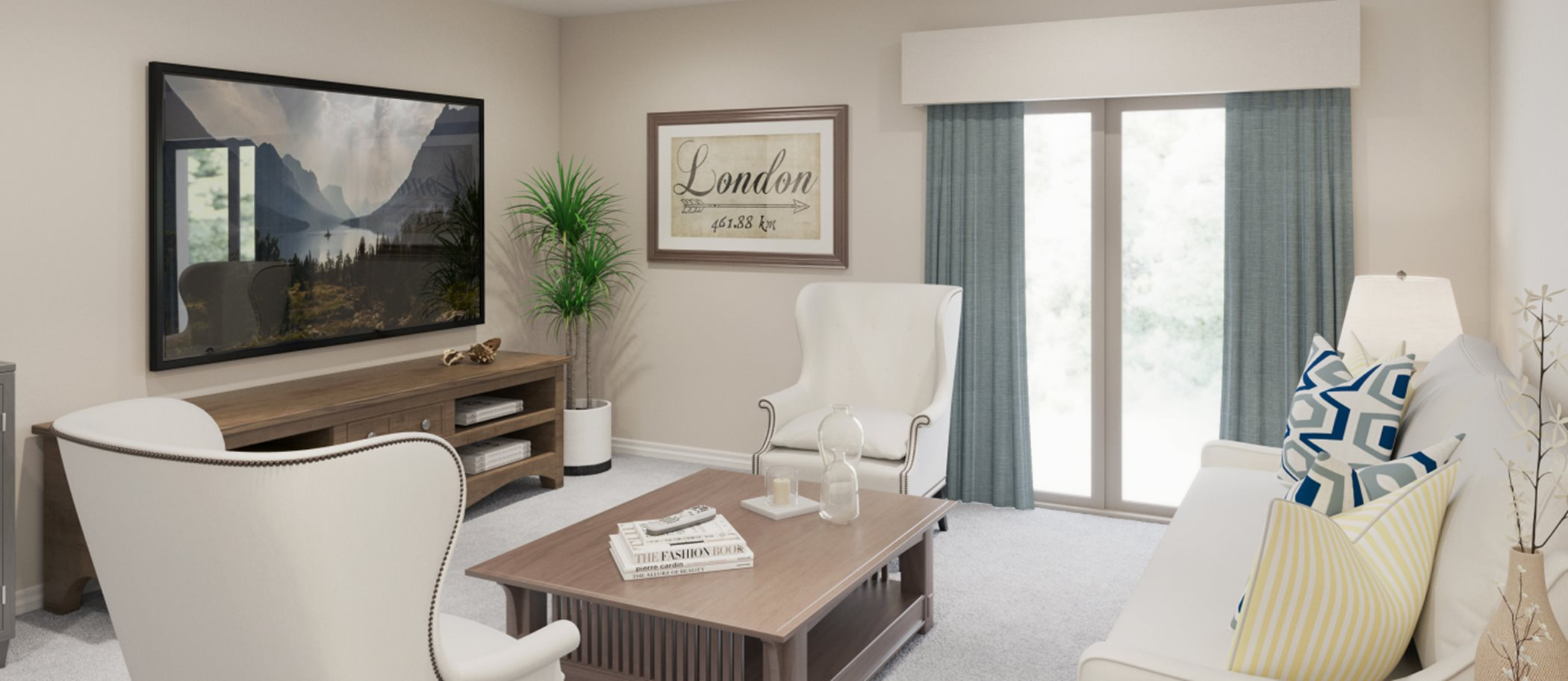 Concord Living Room