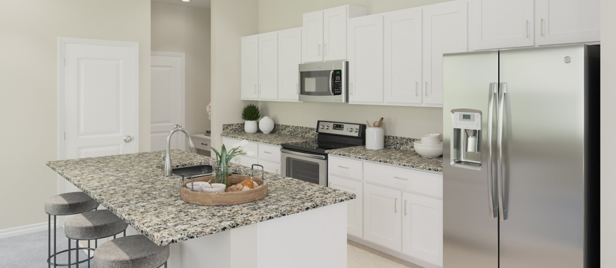Epperson The Townhomes Declaration Kitchen