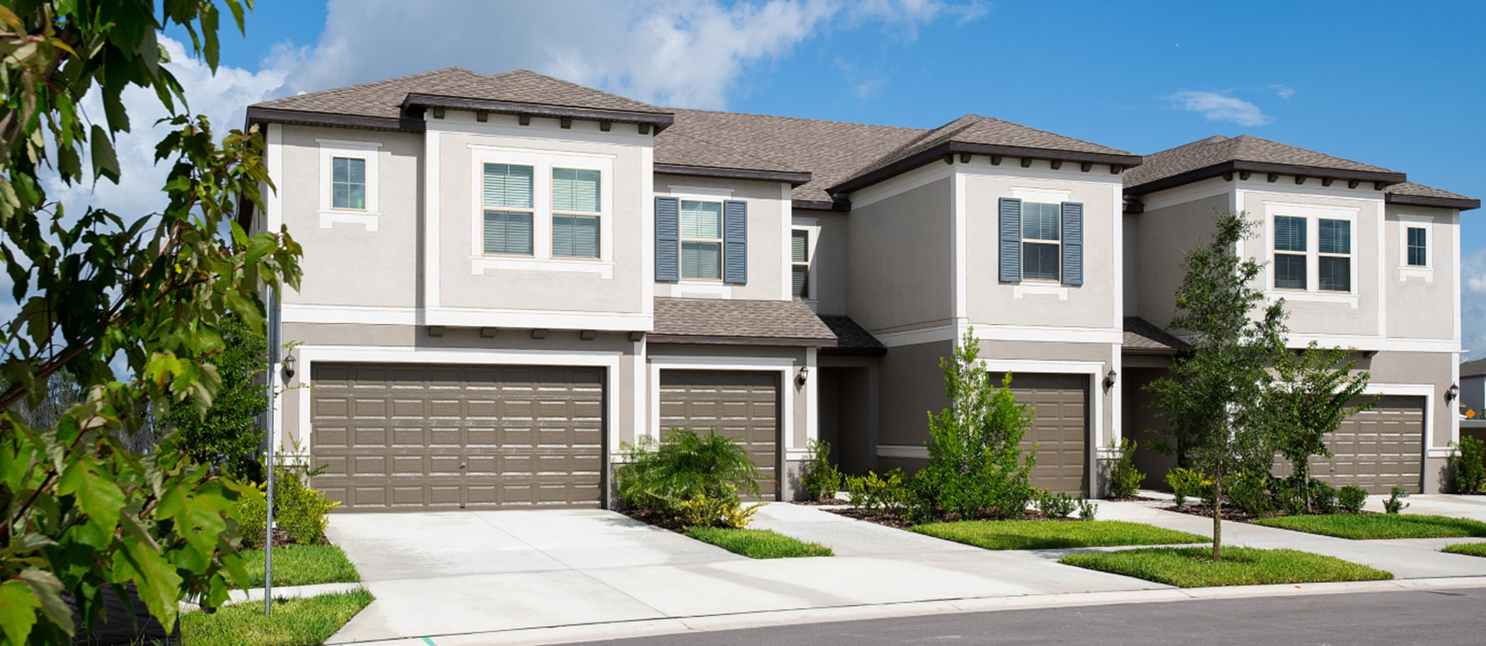 Epperson The Townhomes Home