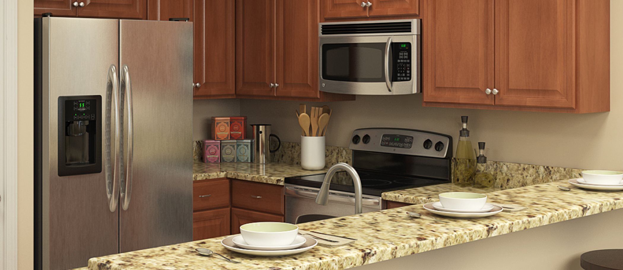Willow - Townhomes - Palermo Kitchen