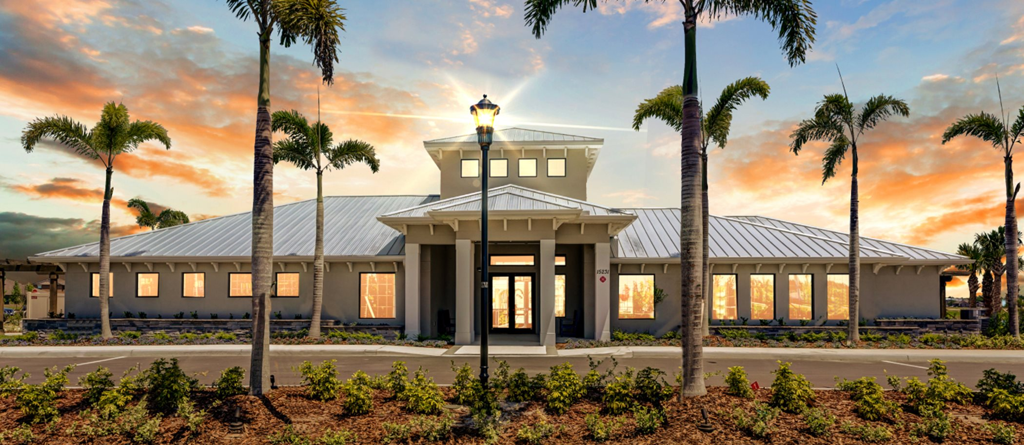 Cypress Mill Clubhouse