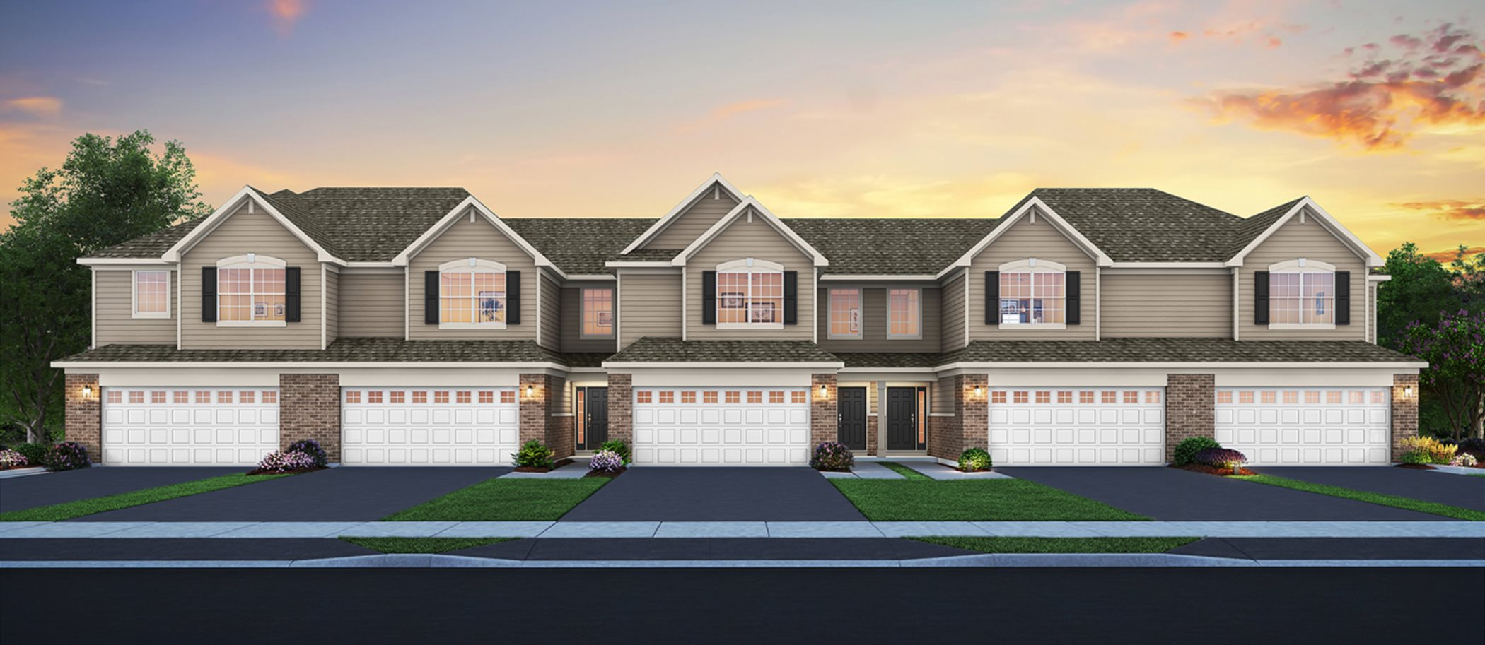 Townhomes at Greywall Club