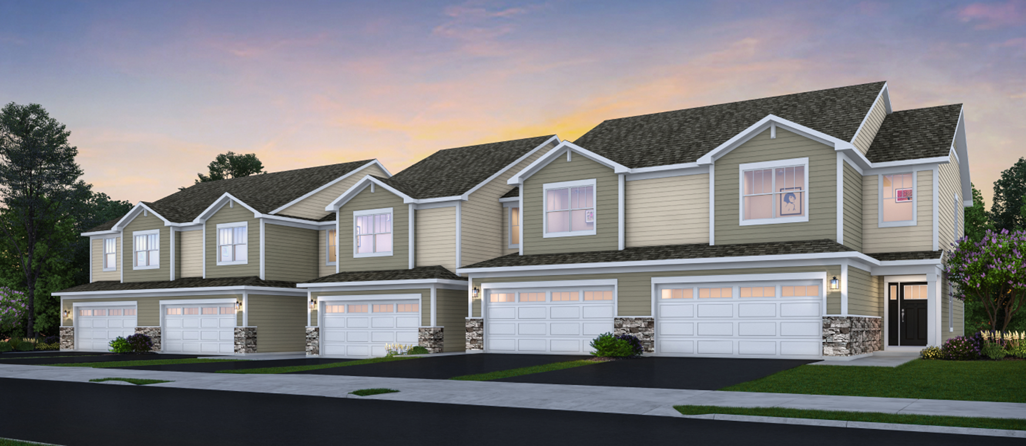 ParkPointe Traditional Exterior