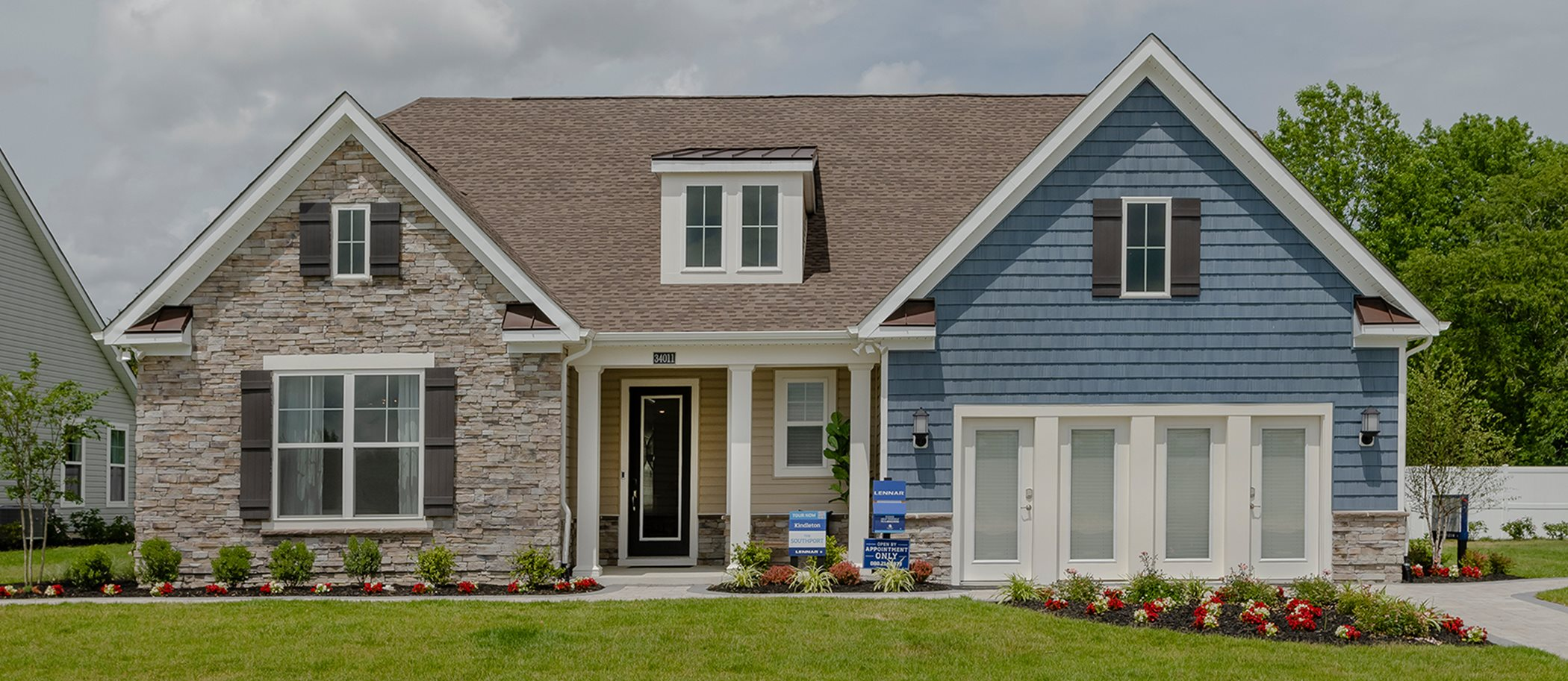 New Homes in the Maryland and Delaware Beaches