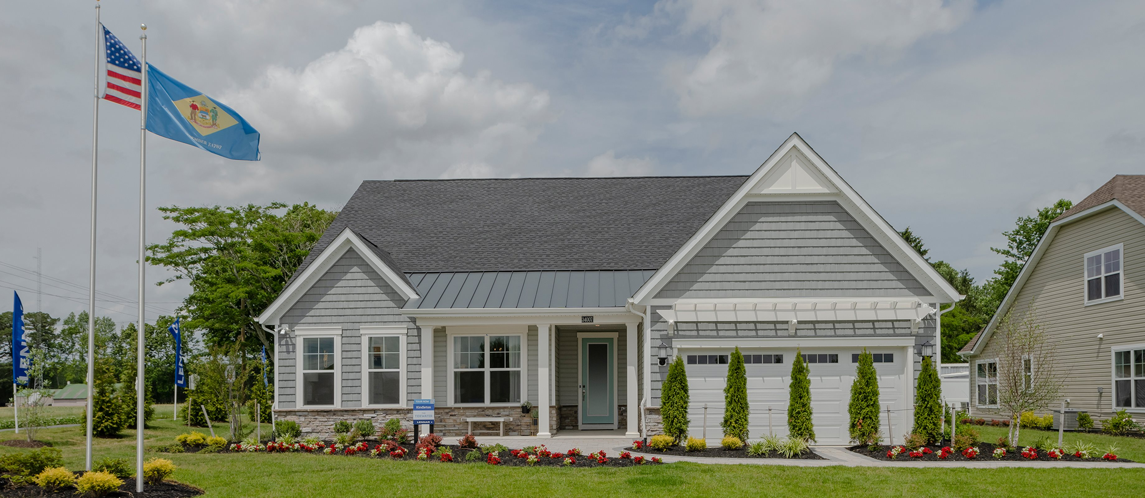 New Homes in MD, DE and PA