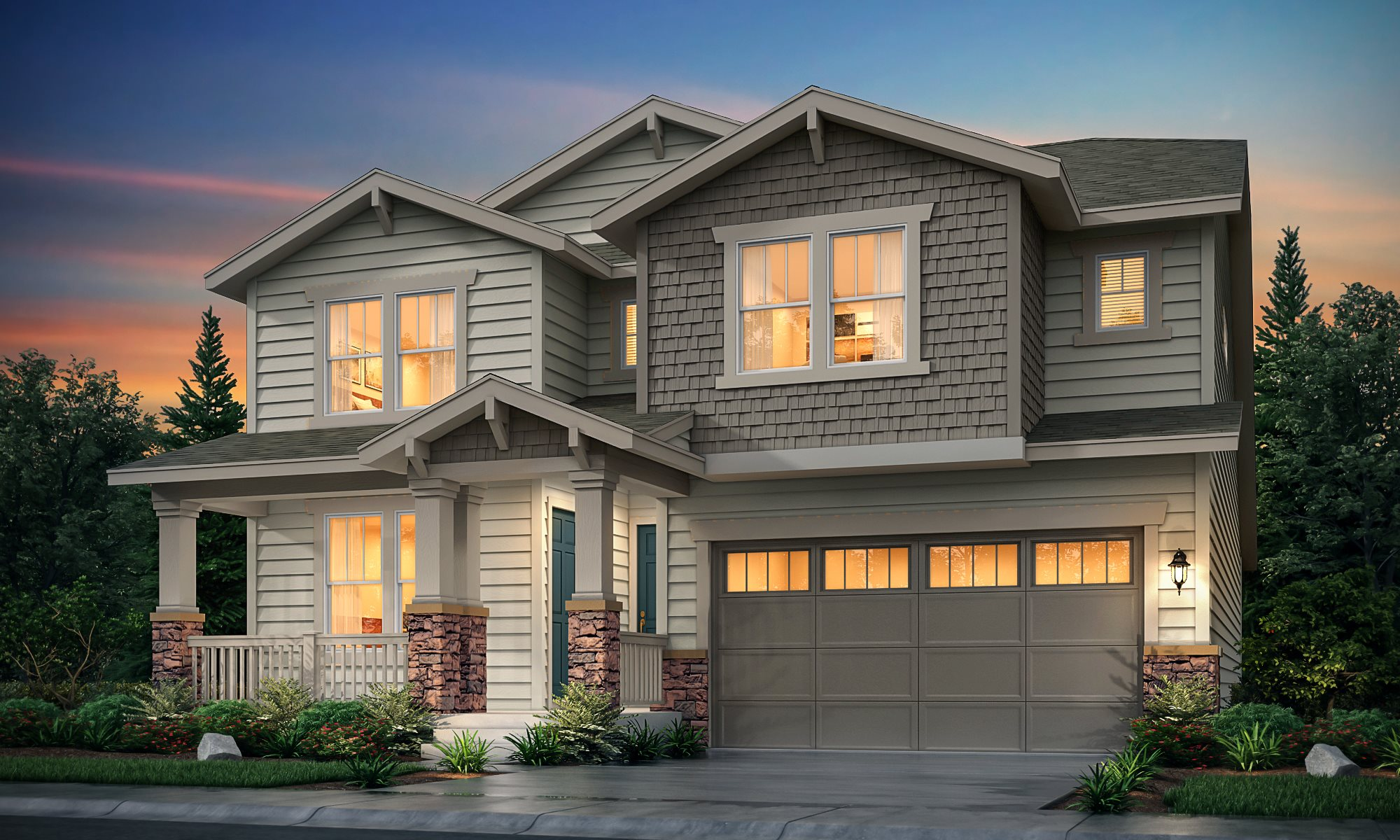 Barefoot Lakes The Pioneer Collection Chelton Craftsman