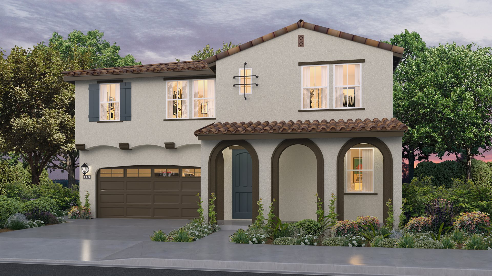 Park Ridge - Residence Three A Exterior