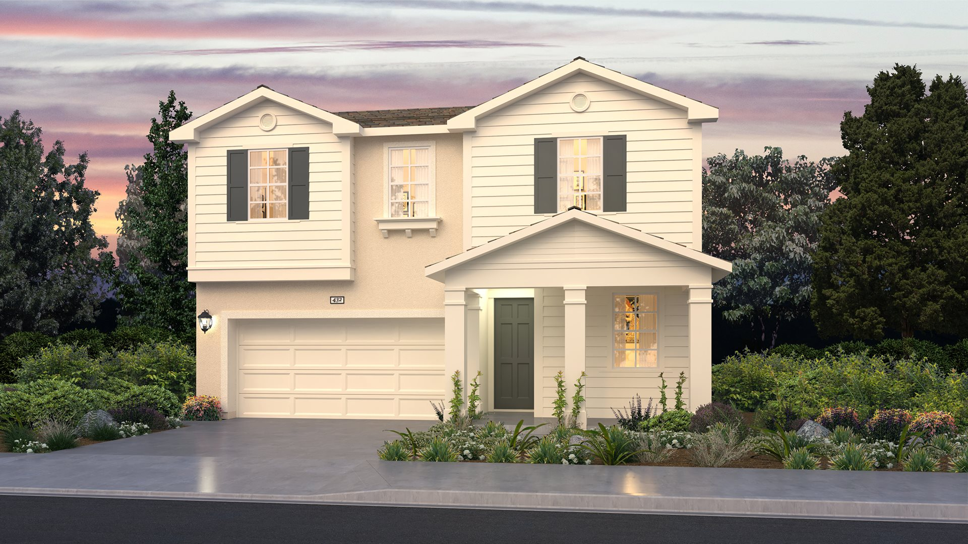 Greenly at Parklane - Residence Two D