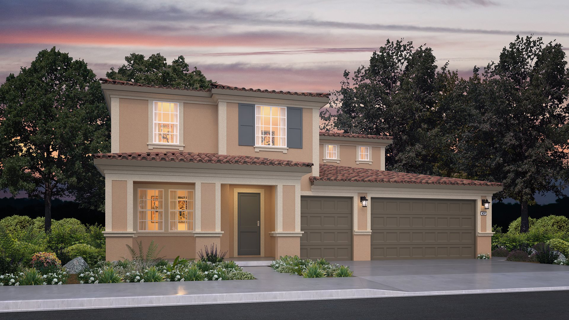 Crescendo at Sierra Bella - Residence Two B Exterior