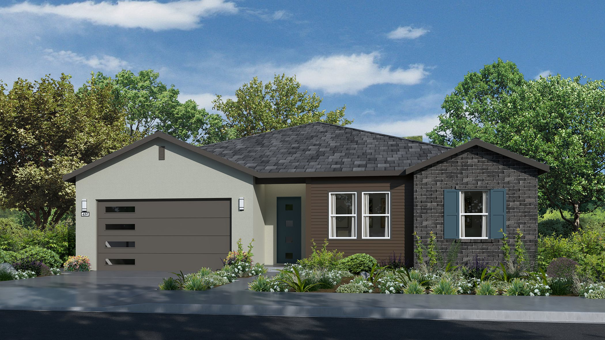 Residence 2632   Elevation A