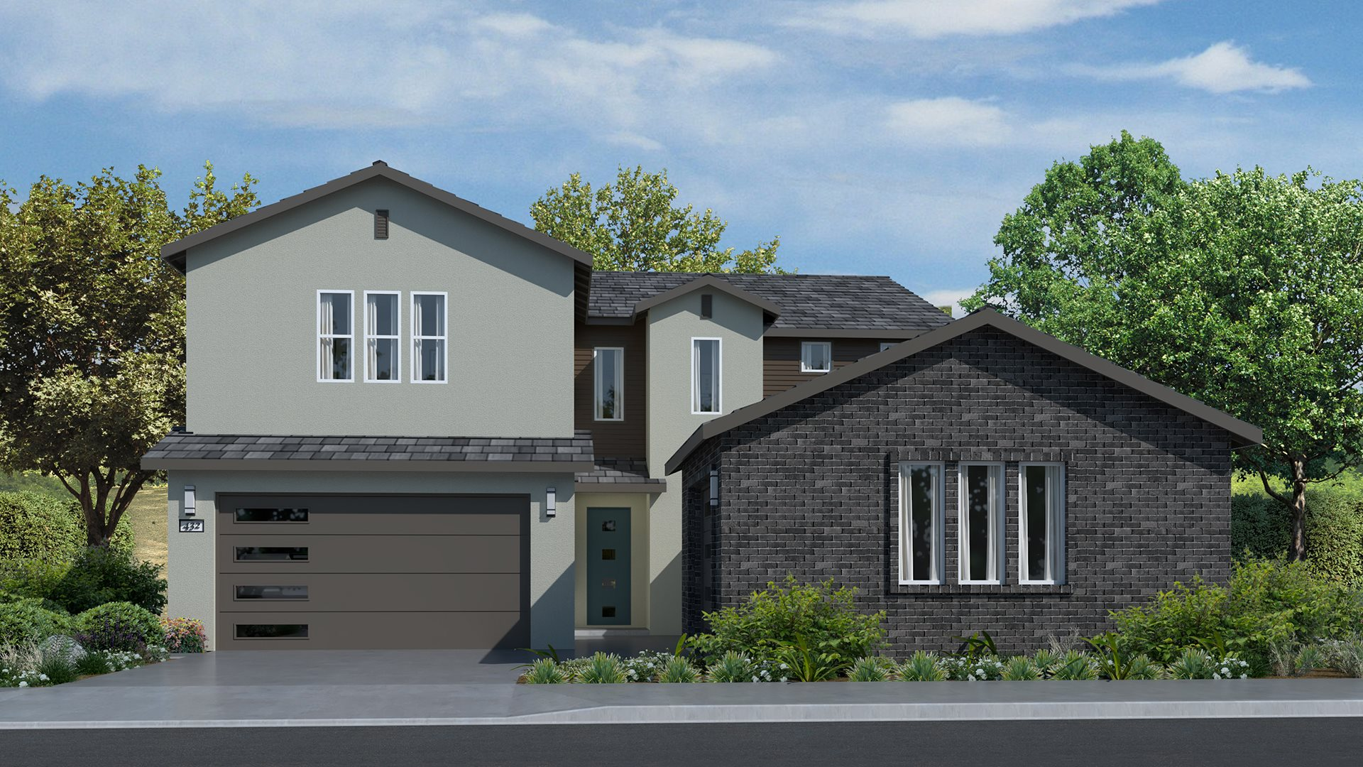 Residence 3647 | Elevation A