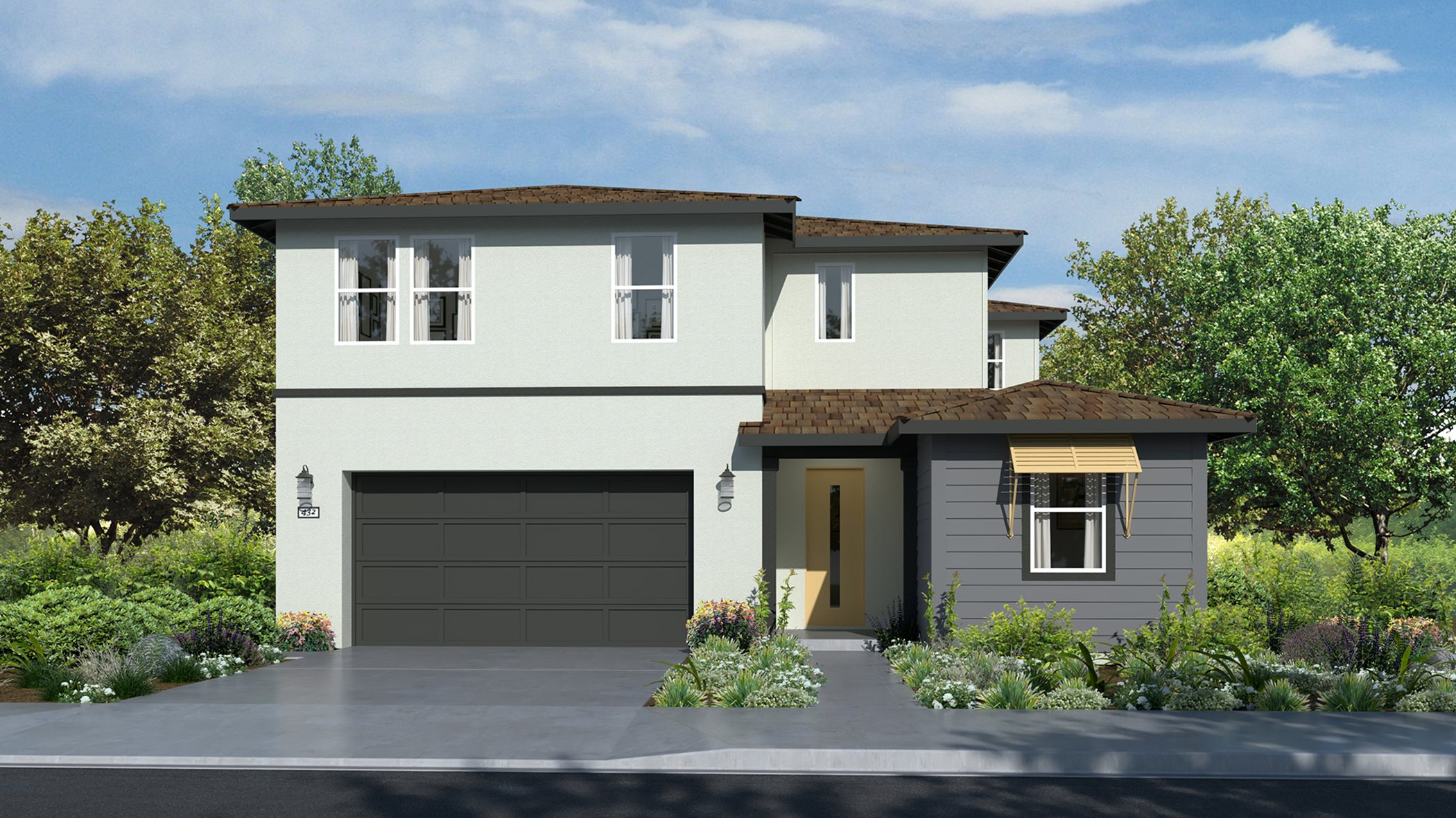 Residence 2469 | Elevation A