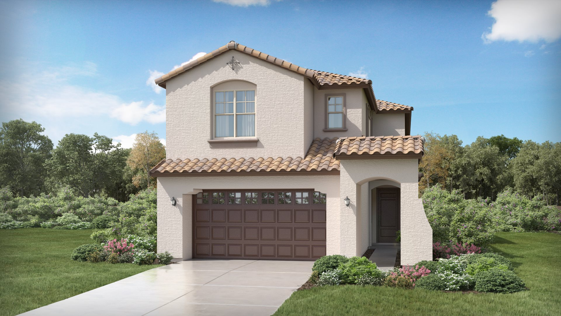 Aster Plan 2725 A Spanish Colonial