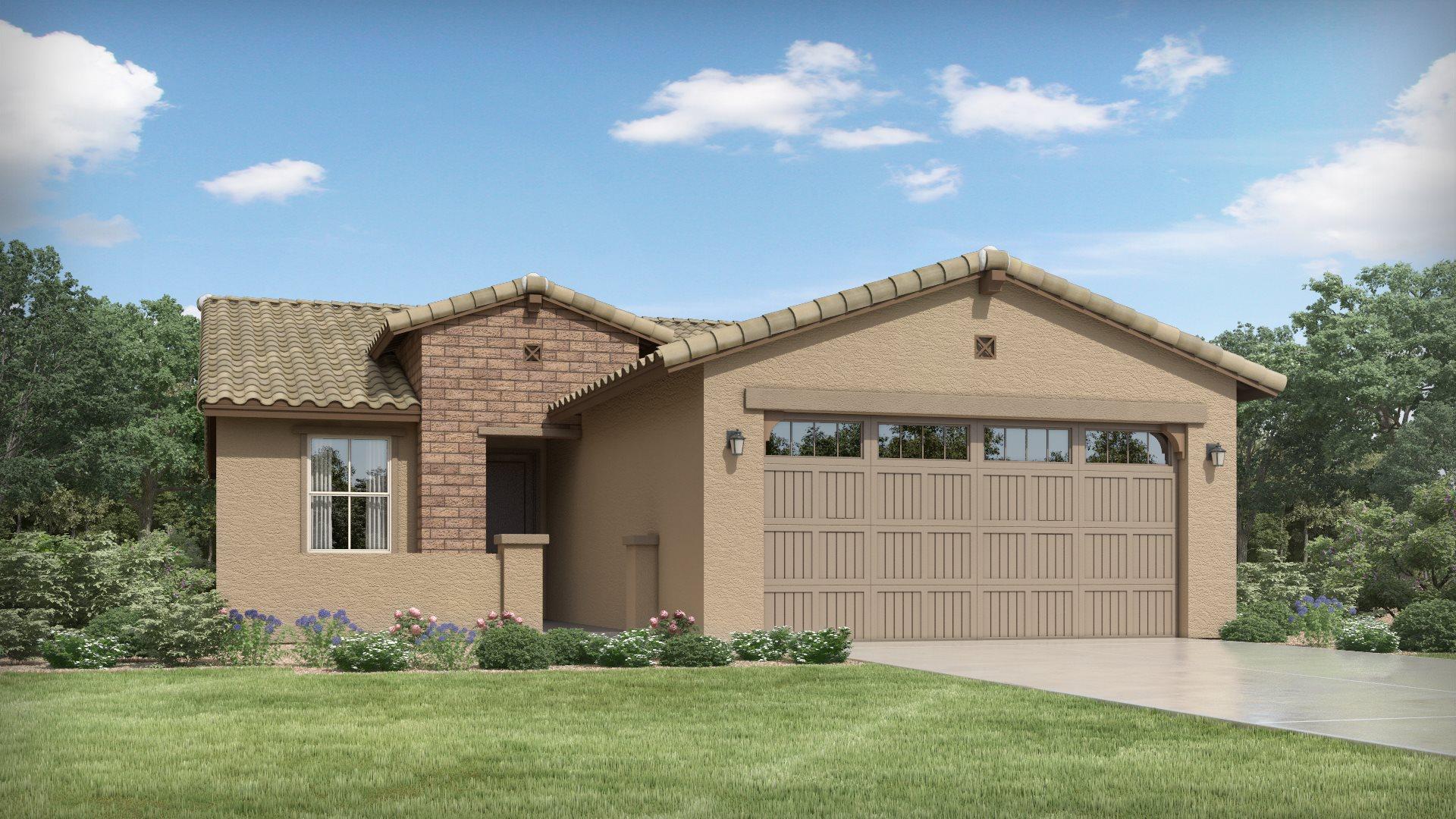 Bisbee Plan 3565 H Ranch Hacienda
