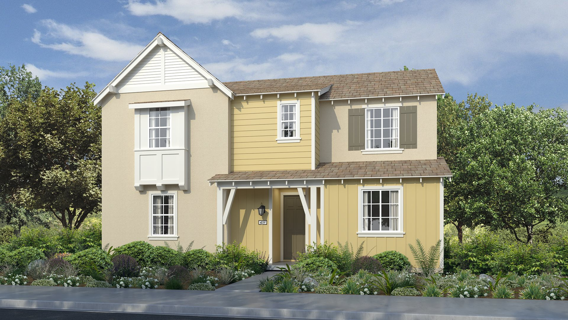 Voyage at The Preserve - Residence Two C Exterior