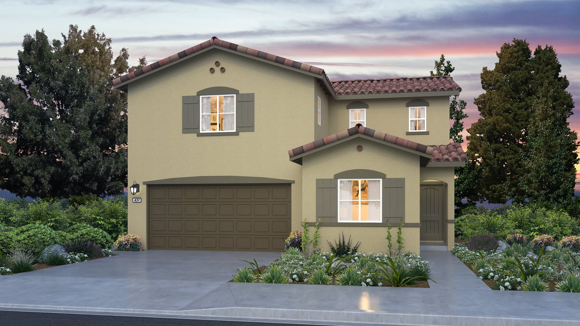 Meadow View at Prairie Crossing - Residence One A Exterior