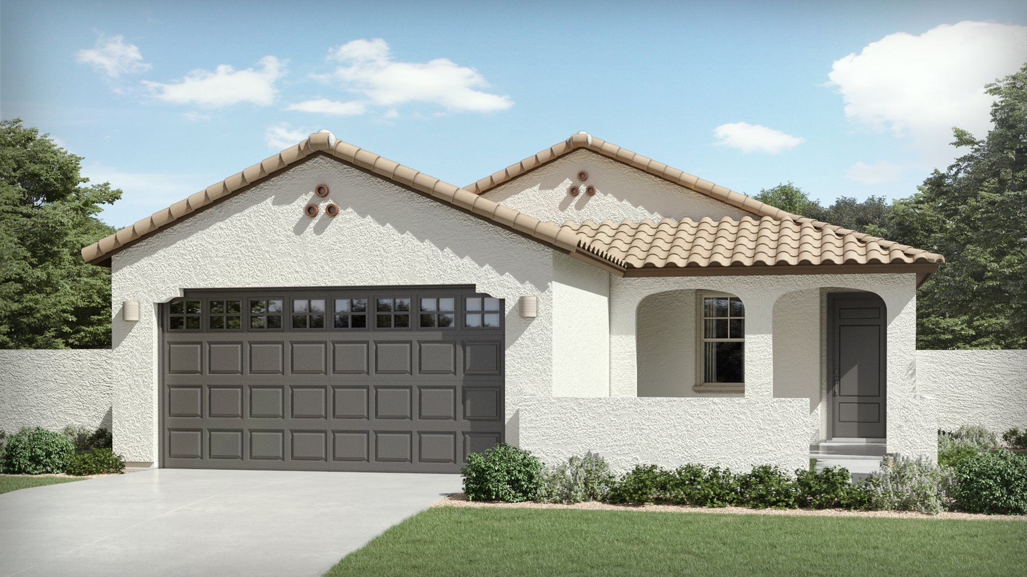 Jerome Plan 3556 A Spanish Colonial