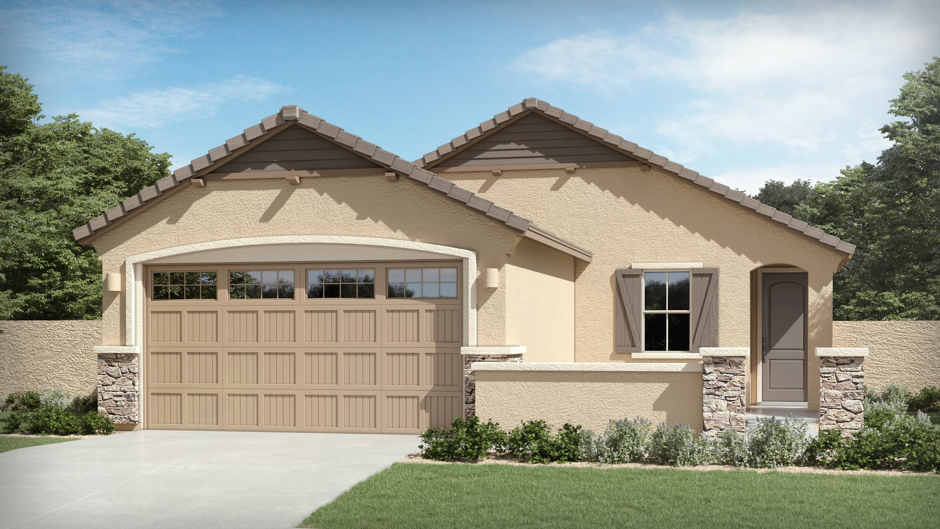 Jerome Plan 3556 F French Country