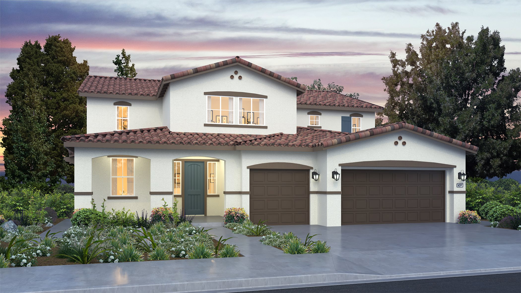 Weatherstone at The Reserve - 4134 Next Gen by Lennar A Exterior
