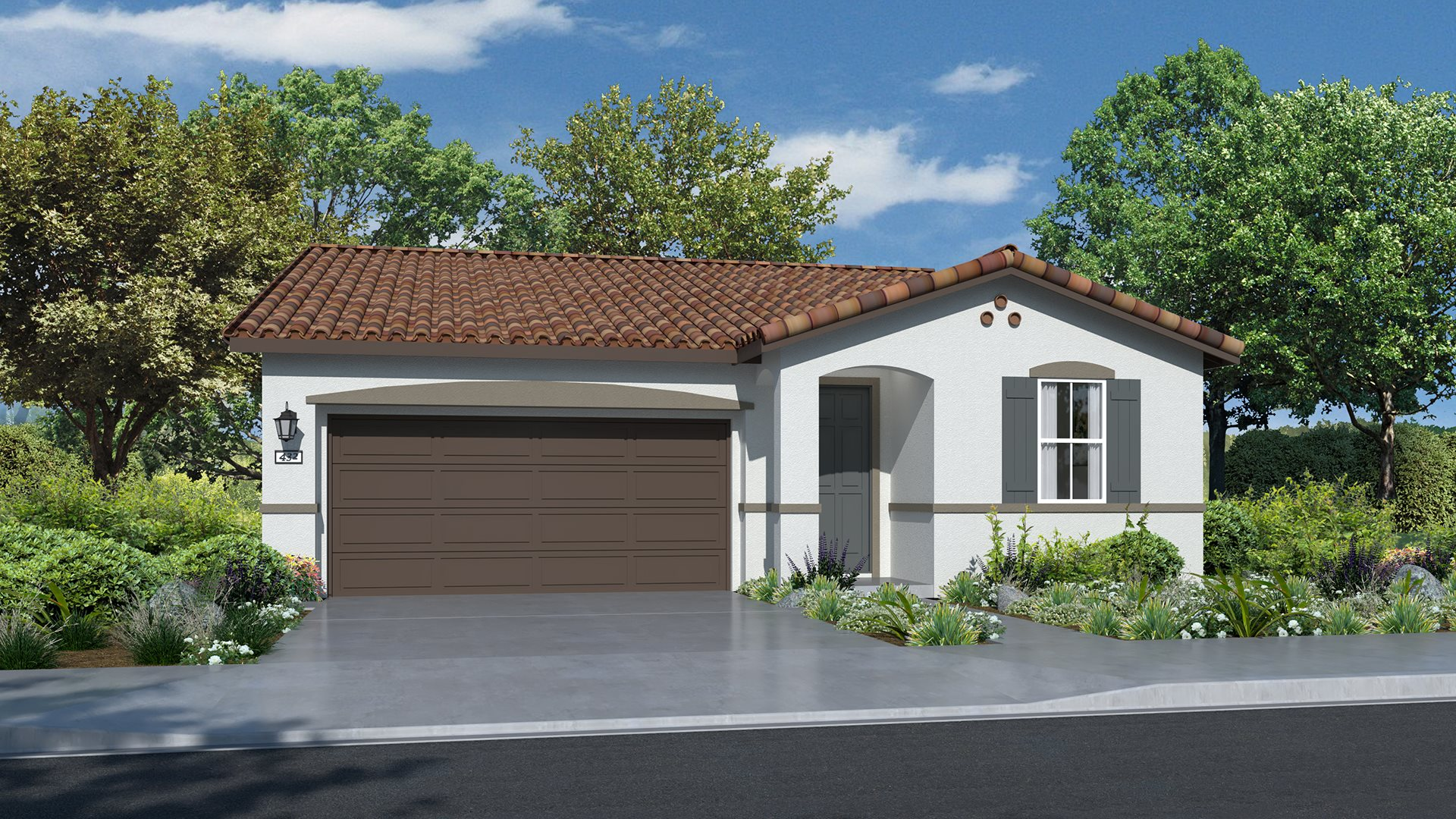 Whispering Hills at Saddle Point - Residence One A Exterior