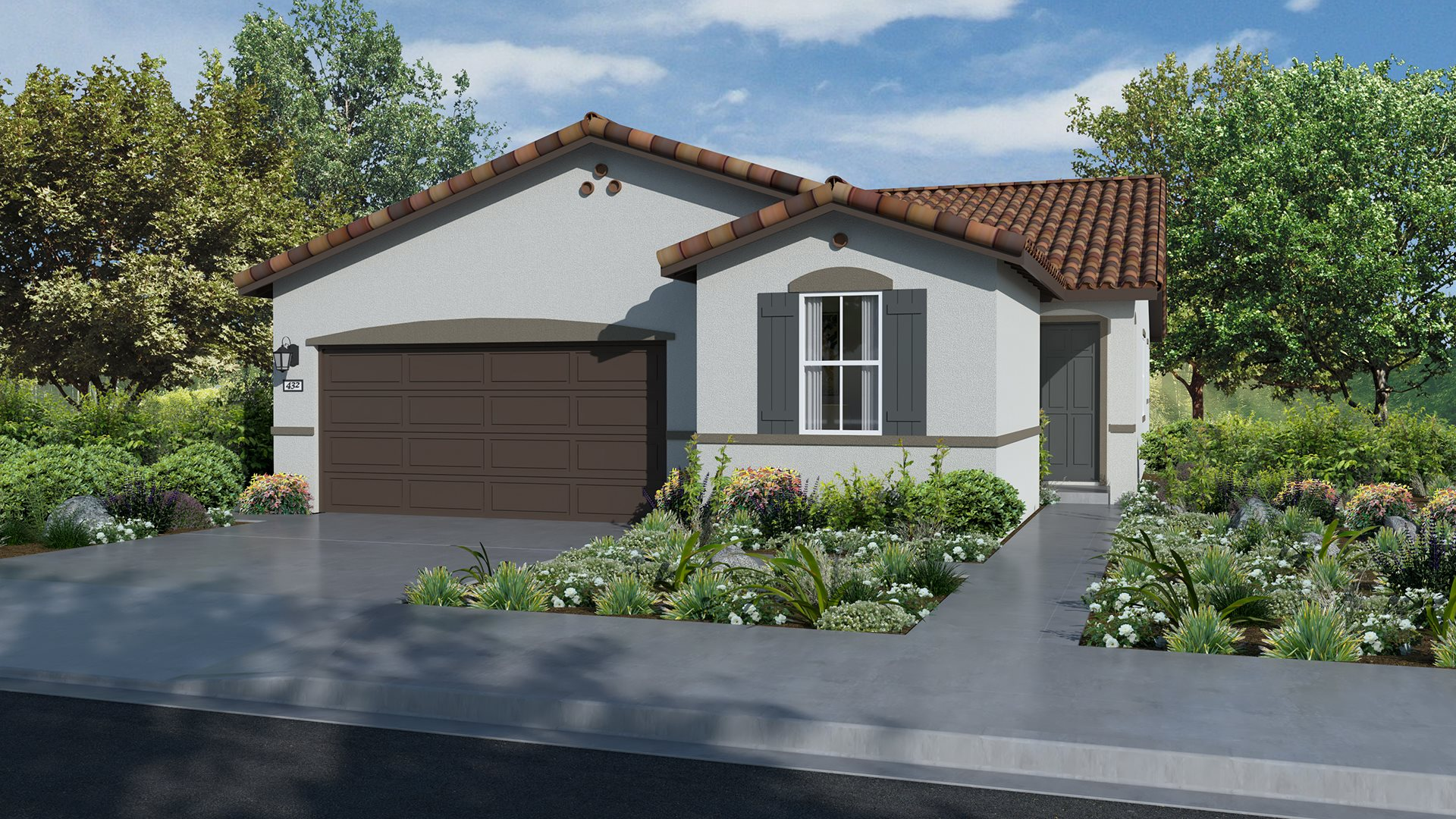 Whispering Hills at Saddle Point - Residence Two A Exterior