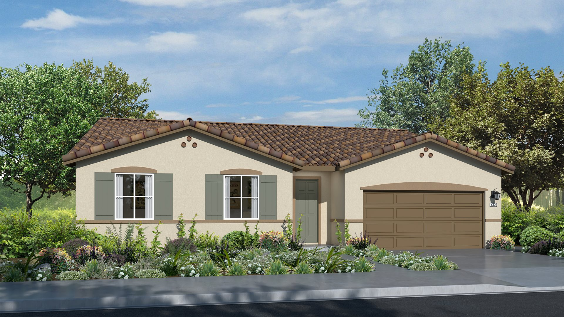 Whispering Hills at Saddle Point - Residence Four A Exterior