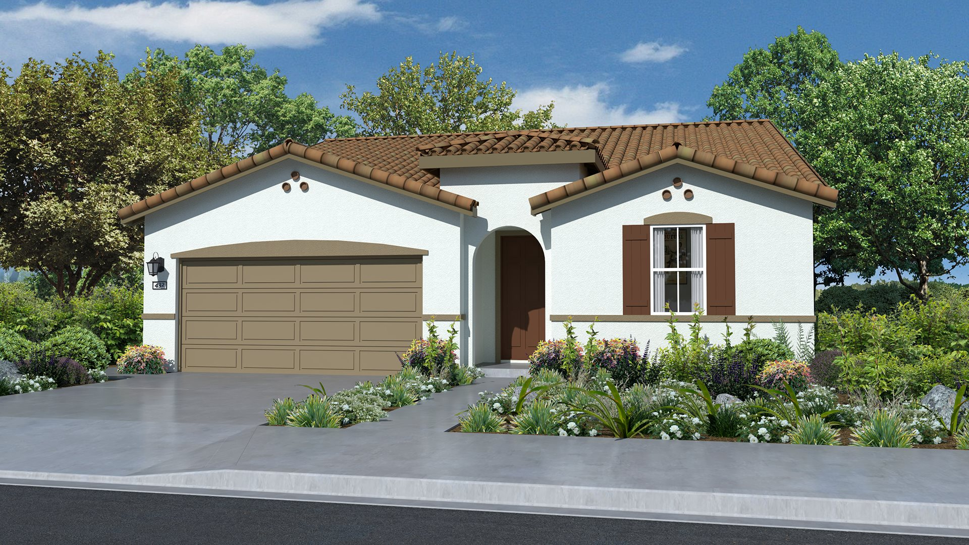 Bridle Walk at Saddle Point - Residence One A Exterior
