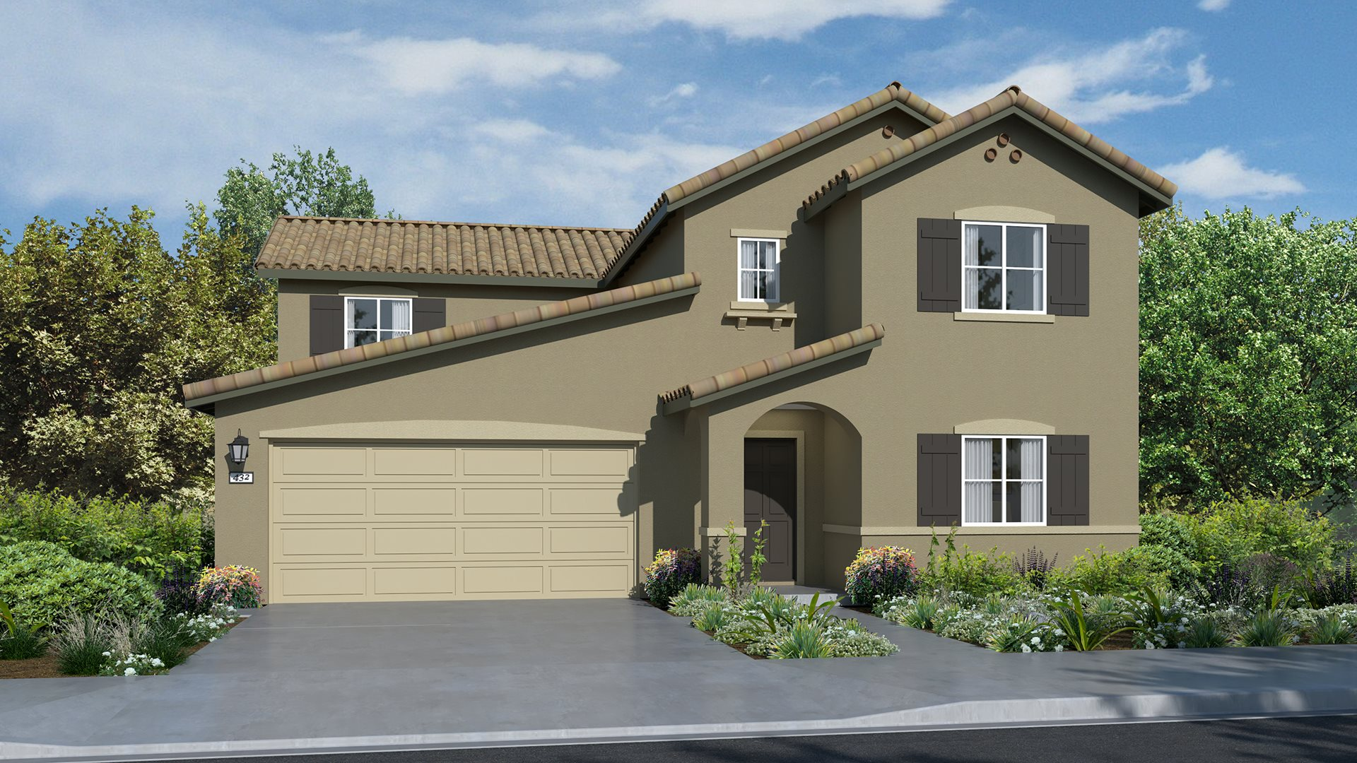 Bridle Walk at Saddle Point - Residence Two A Exterior