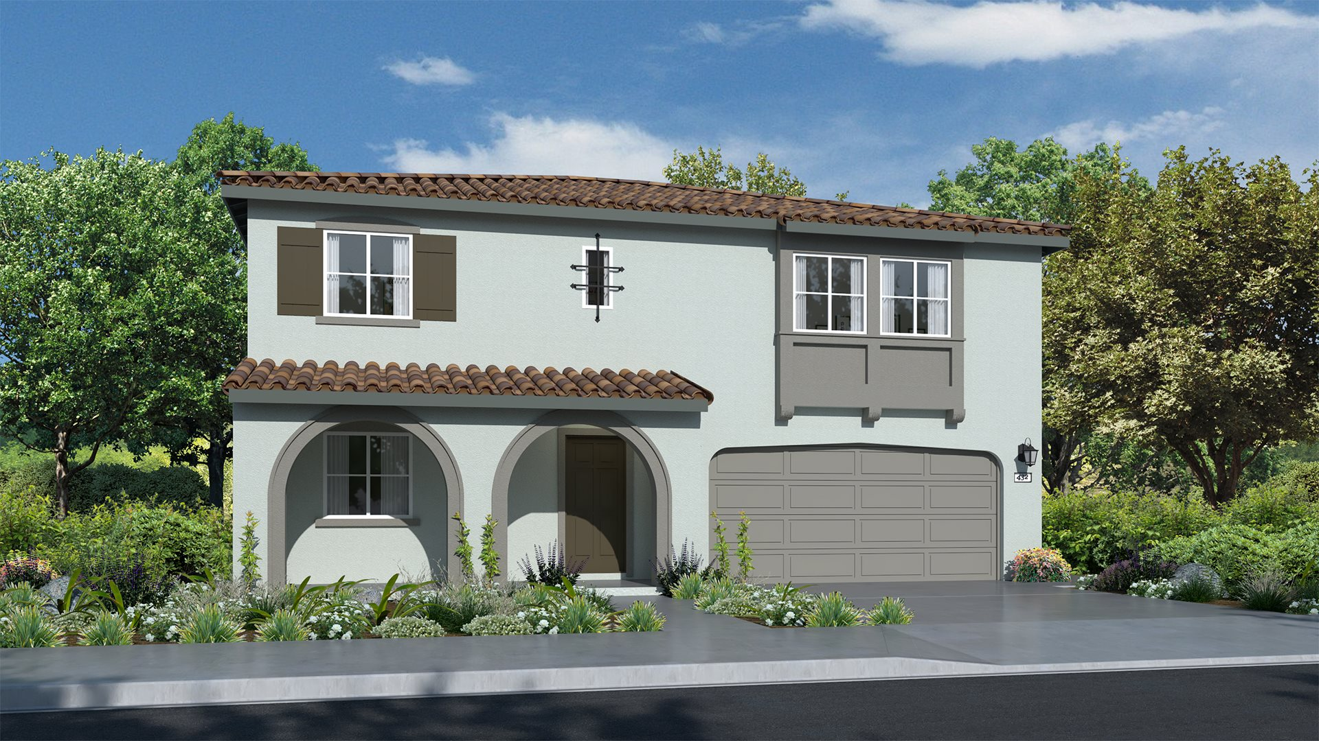 Bridle Walk at Saddle Point - Residence Three A Exterior