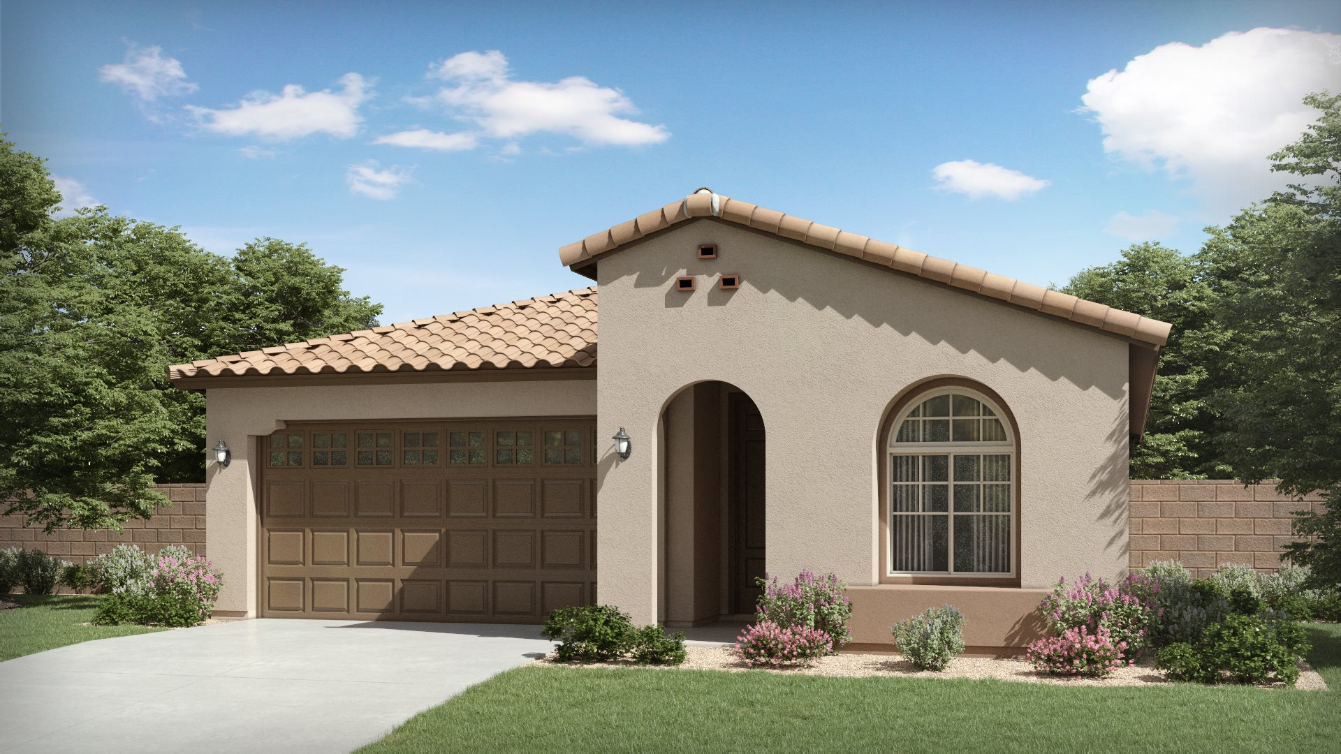 Ironwood Plan 3518 A Spanish Colonial