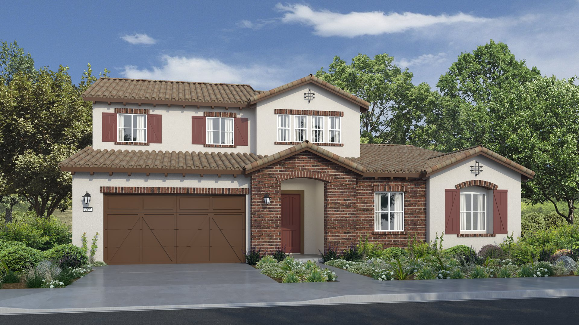 Residence 3295 | Elevation A