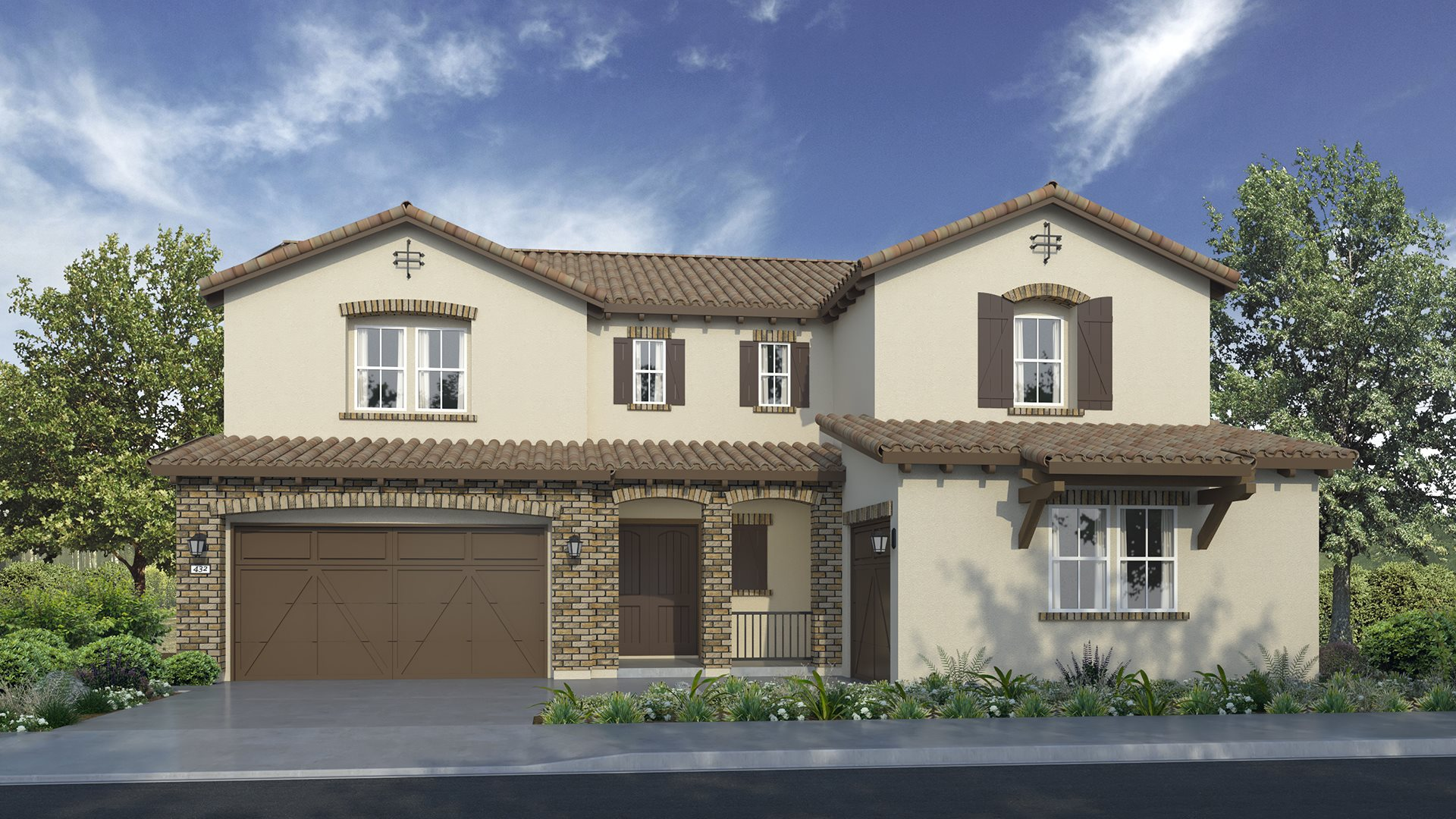 Residence 4253 | Elevation A