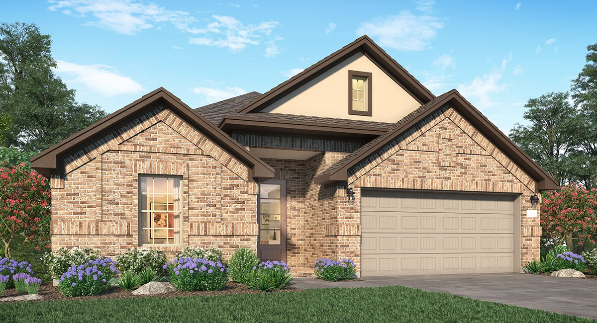 Woodforest Brookstone Collection Russo II Exterior one name