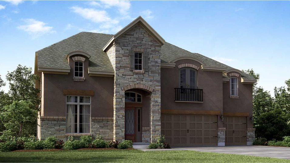 Wildwood at Northpointe Classic and Wentworth Collection Berkshire Exterior G