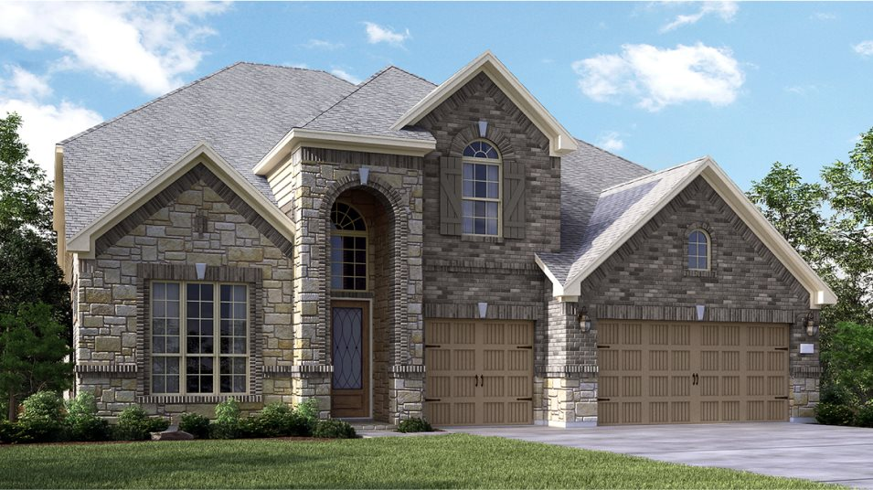 Wildwood at Northpointe Classic and Wentworth Collection Whitaker Exterior B