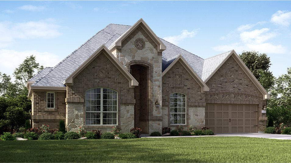 Wildwood at Northpointe Classic and Wentworth Collection Preston Exterior B