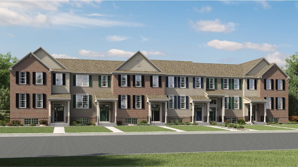Talamore Townhomes Chatham ei Exterior