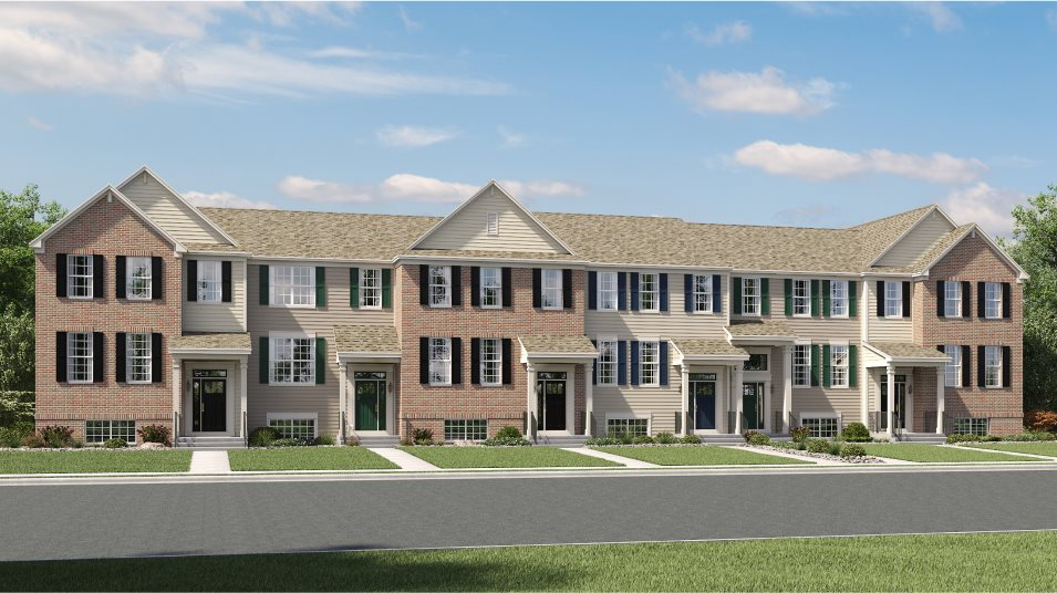 Talamore Townhomes Chelsea ei A
