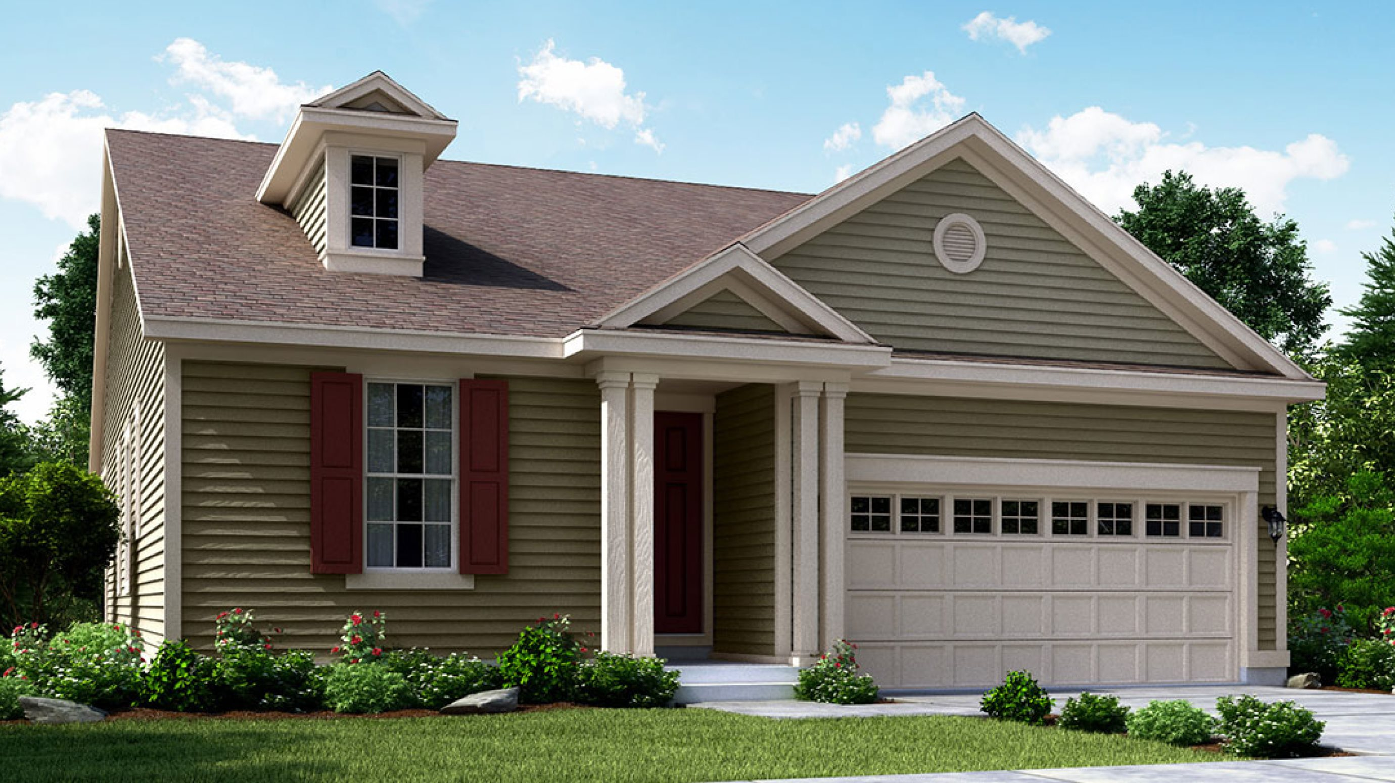 Orchard Monarch Collection Berkshire Classic Exterior