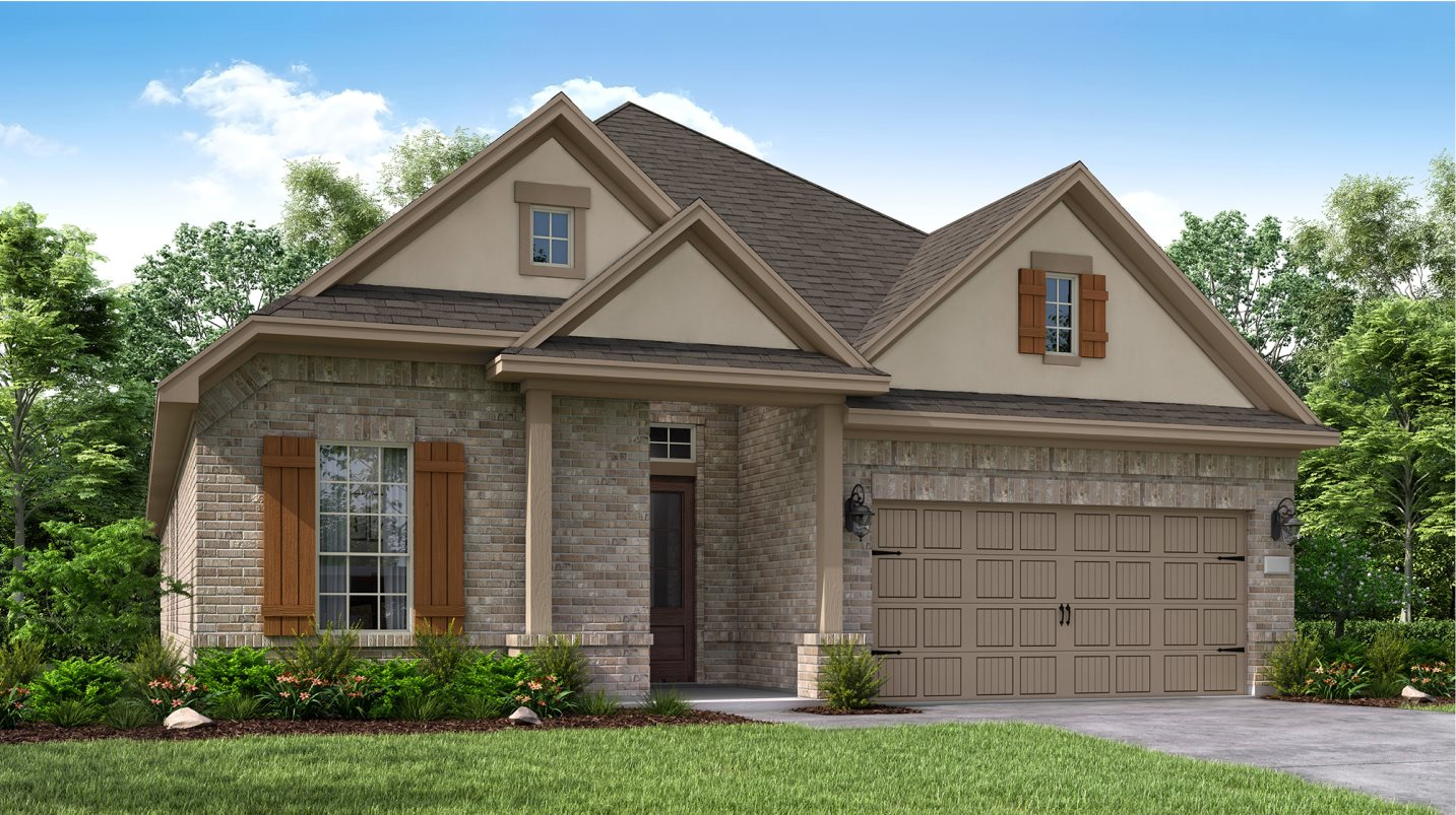 Woodtrace Icon Collection Rosecliff Exterior B