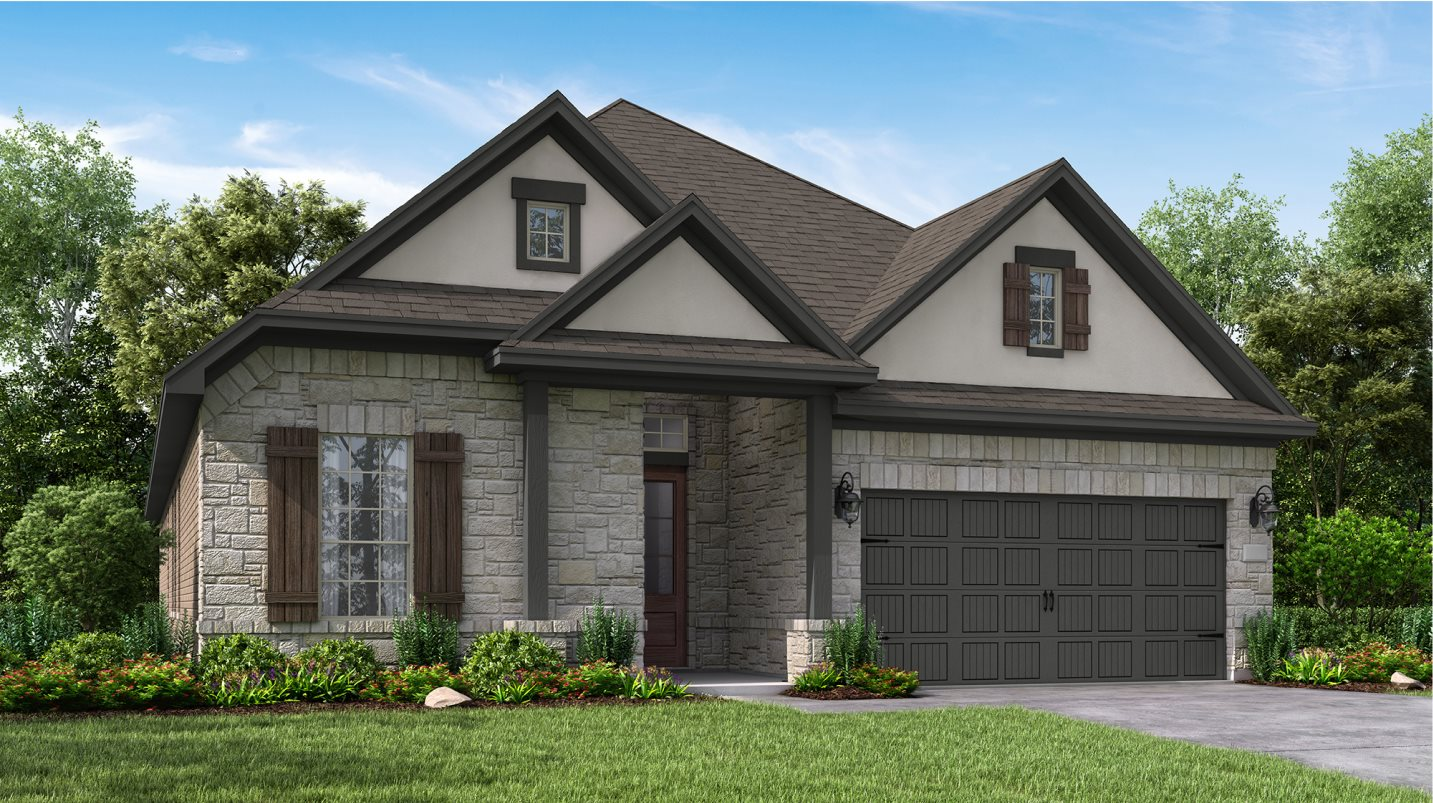 Woodtrace Icon Collection Rosecliff Exterior D