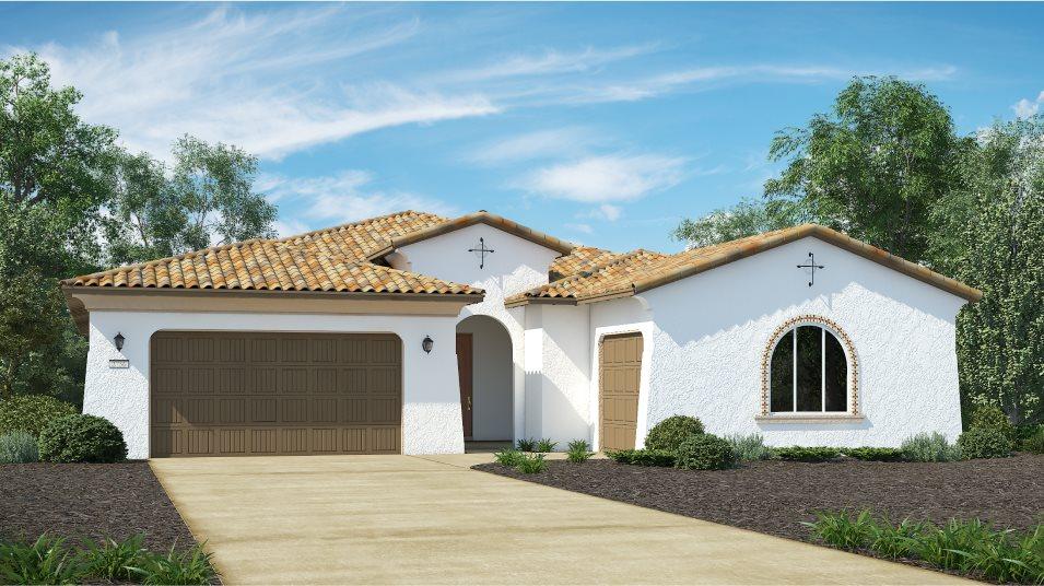 Heritage El Dorado Hills Estates The Vanderbilt 2756 Exterior A