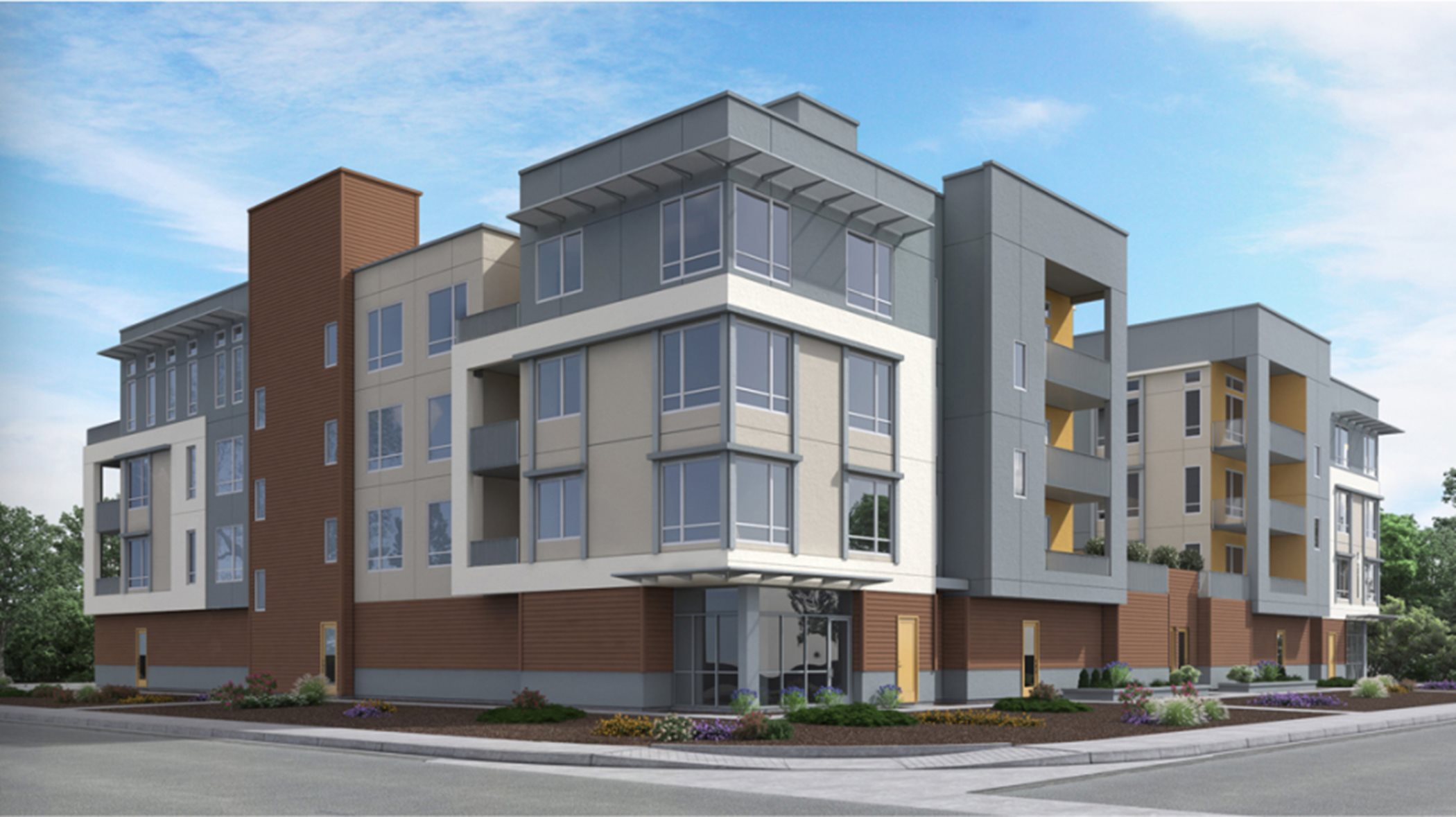 Foster Square Claremont Residence C