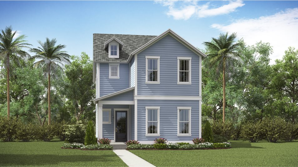 Stonoview on Johns Island Row Collection Rutledge Exterior One Name